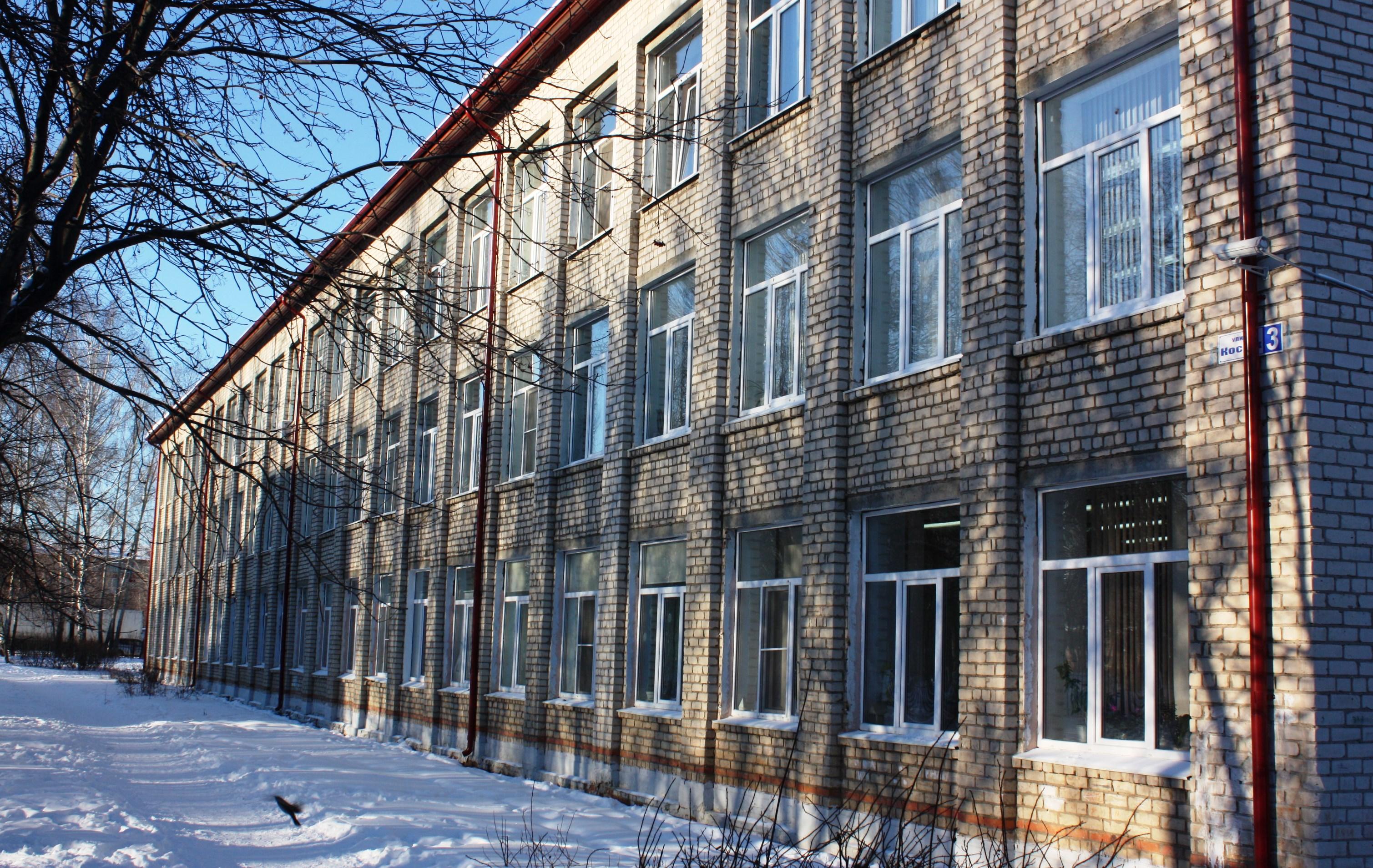 Березовское муниципальное автономное общеобразовательное учреждение
